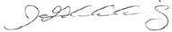 Jeremy Signature